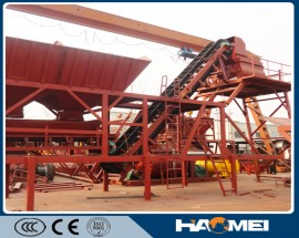 YHZS60 modular mobile concrete plant