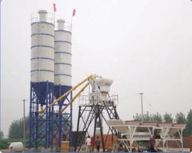 HZS35 Skip-type Concrete Batching Plant