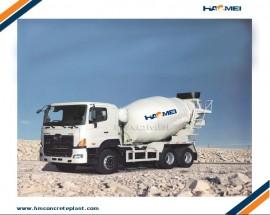 HM6-D Concrete Mixer Truck